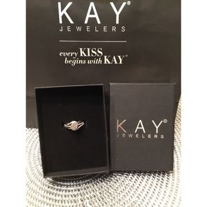 Kay Jewelers Diamond Accent Cluster Ring